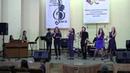 Джазовый отдел Чебоксарского музыкального училища ЧЕБА 2019 Белое платье