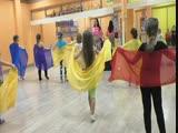 Восточные танцы для девочек в Студии танцев