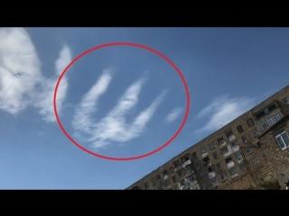 Надпись в небе над Баку в день Ашура поразила всех. Азербайджан Azerbaijan Azerbaycan БАКУ BAKU BAKI Карабах 2018 HD Islam Ислам