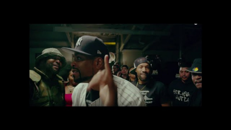 Method Man - Straight Gutta (feat. Redman, Hanz On, Streetlife)