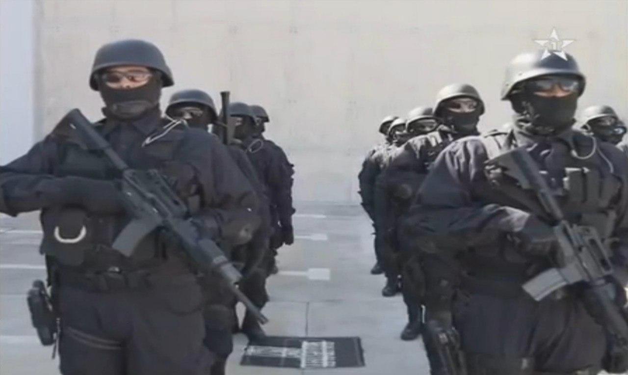 BCIJ (Bureau Central d'Investigations Judiciaires) .... FBI Marocain Yaaf3qm2veY
