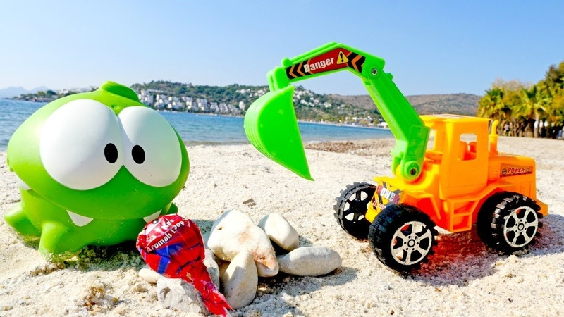 Giochi per bambini Le avventure di OmNom al mare Episodi in italiano