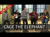 Cage The Elephant  - Trouble (live @ joiz)