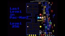 (Pac-Man) Level 256 the last level in the game