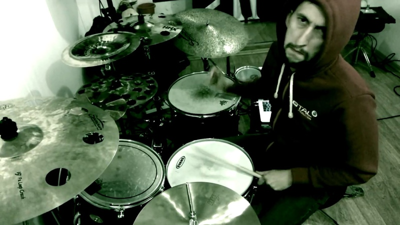 Meshuggah Stengah groove romariopetrosyan