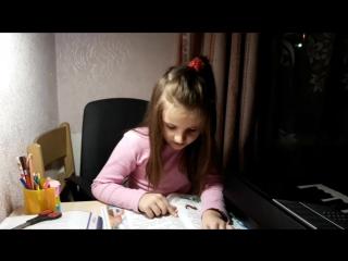 Ангелина решила выучить гимн России раньше времени))) #гимнРоссии #учимгимнРоссии #окружающиймир #оченьлюблюигоржусьдочкой