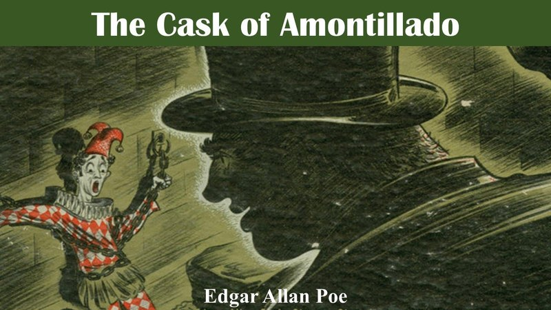 a discussion on the power of emotion in edgar allan poes the cask of amontillado Other audio presentations include the cask of amontillado (1987) in the edgar allan poe collection by westlake house an hour with edgar allan poe (1979), from times cassettes and basil rathbone reads edgar allan poe, a record album issued in 1960 by caedmon.