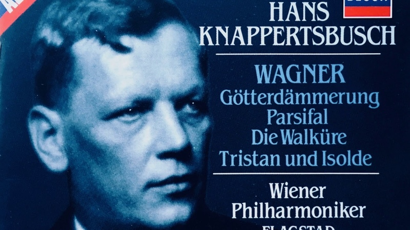 Wagner - Orchestral Works (Century's recording : H.Knappertsbusch/Flagstad/London/Nilsson)