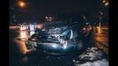 В Киеве на Позняках Uber влетел в Toyotа: пострадала девушка