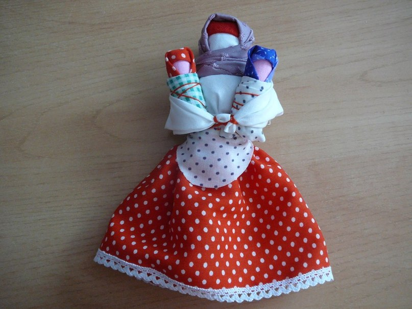 Куклы обереги своими руками с фото