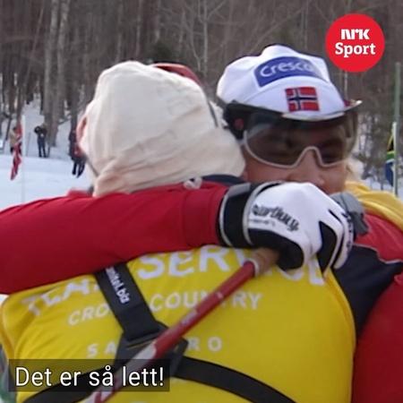 """NRK Sport on Instagram """"Hvilket sitat fra @jantelov1 husker du best 😂👑"""""""