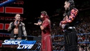 Randy Orton and Jeff Hardy show each other respect on Miz TV: SmackDown LIVE, May 1, 2018