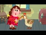 Ума-ма потешки для детей (Хозяюшка) Короткометражные мультфильмы