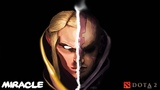 The Real Meaning between Good and Evil - Miracle EPIC Invoker &amp Anti-Mage Gameplay Dota 2