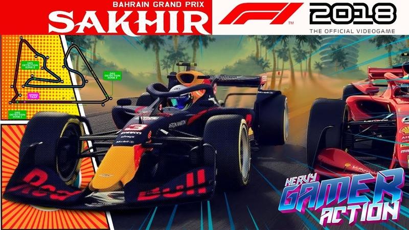 FORMULA 1   GRAND PRIX GULF AIR BAHRAIN 2019 - SAKHIR