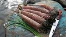 Кухня на рыбалке Часть 7
