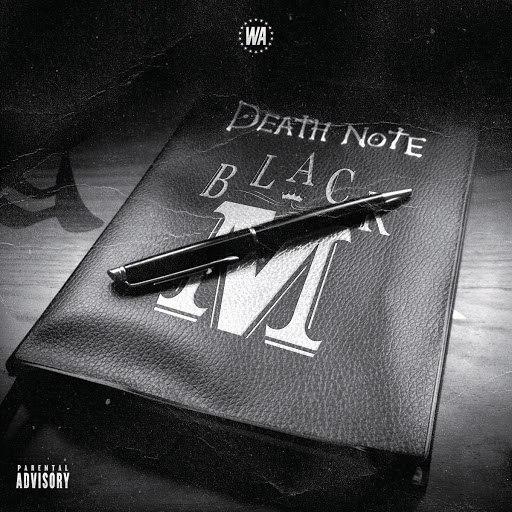Black M альбом Death Note
