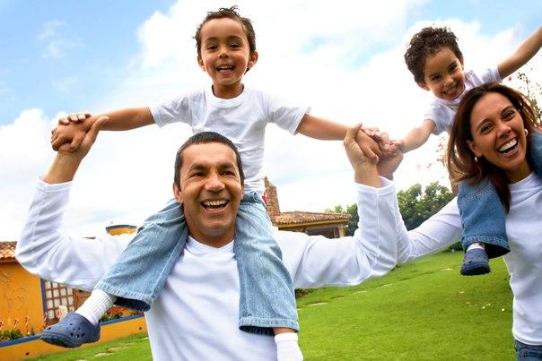 Головне в житті - сім'я