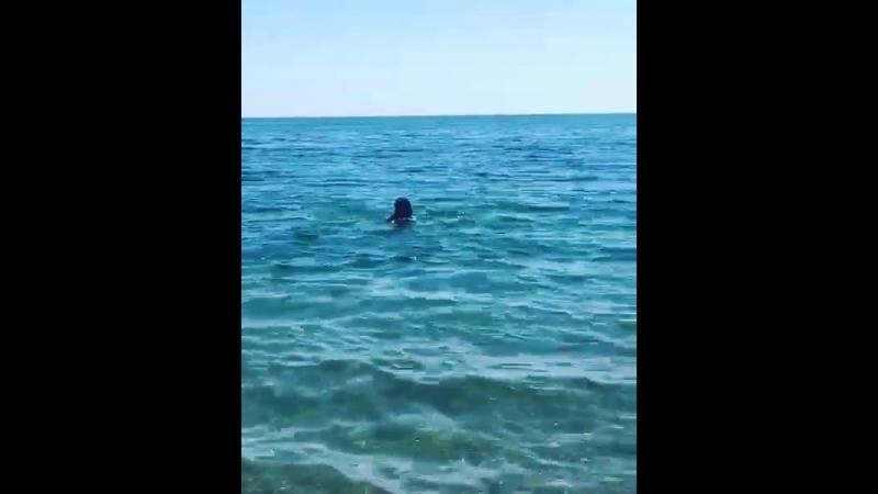 27 04 18открыла купательный сезон🌊🌞💪🔥