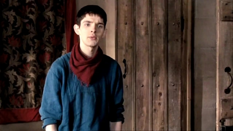 Merlin and Arthur vine
