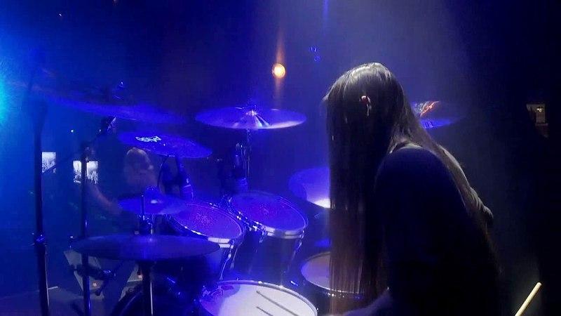 Severoth Темної Ночі Очі Drums Max Brutal