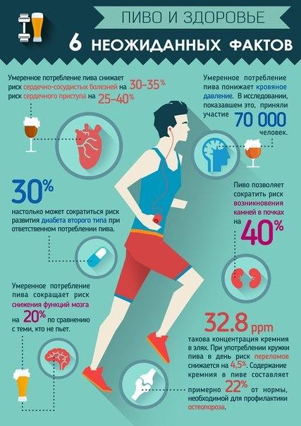 Чем пенный напиток может помочь нам в жизни?