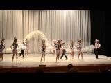 Детский фестиваль танца-2014. Летка-енька.