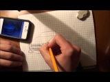 Как научится рисовать машину часть 5. в память о Пол Уолкере