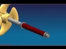 Hub with Shafting arrangement (Movie 4)_VIDEO_ANIMATIE_PROP