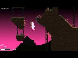 Dustforce - Kirby/Dustkid Showcase