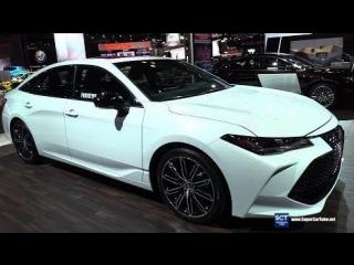 2019 Toyota Avalon Touring - Exterior Walkaround - 2018 New York Auto Show