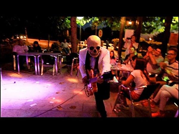 LOS PONTIAKS: TEQUILA - MISIRLOU, EN ROCKLONG'16 surf