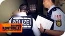 Polizei macht Jagd auf Schulschwänzer! Schülerin droht Arrest!   Achtung Kontrolle   kabel eins