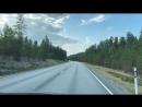 Дорога домой через Финляндию