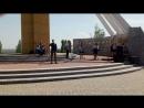 09 05 18 После митинга на концерте на мемориале с Гремячье Школьная ВИ группа Сюрприз
