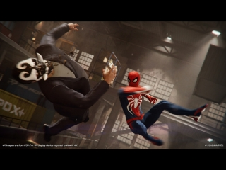 SPIDERMAN (PS4) - E3 2018 EXTENDED Gameplay Demo