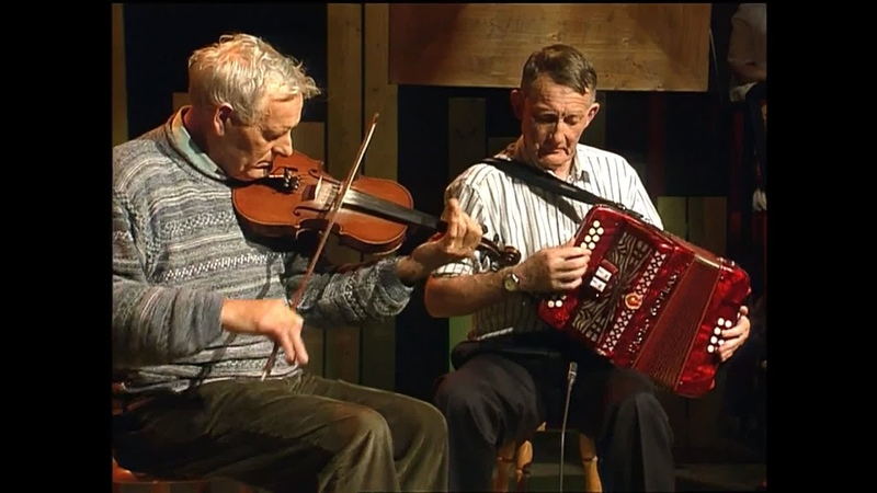 Paddy Cronin | Johnny O Leary | Sliabh Luachra Fiddle Box|Geantraí 1996