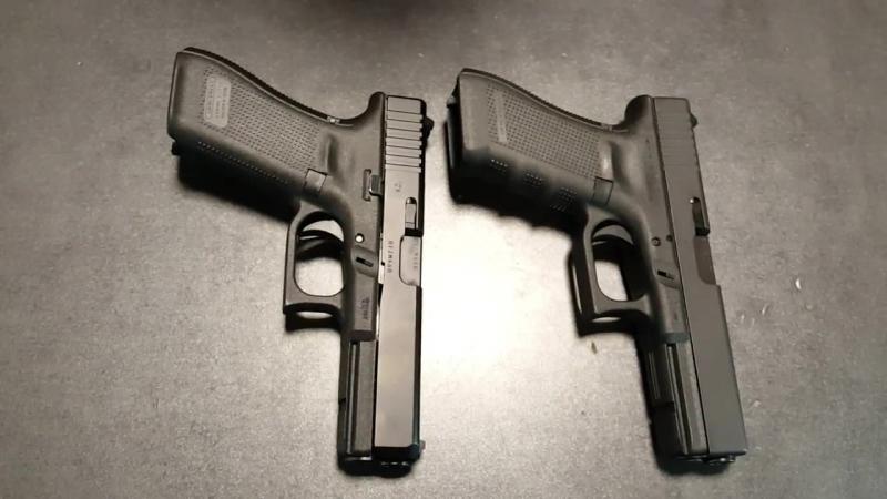 Пистолет Глок - 17 Gen 5. Обзор и сравнение с Gen 4