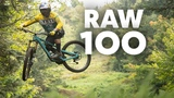 Richie Rude Blazes His Own MTB Trails RAW 100