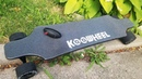 Koowheel ONYX Gen 2 Electric Skateboard Unboxing and Review