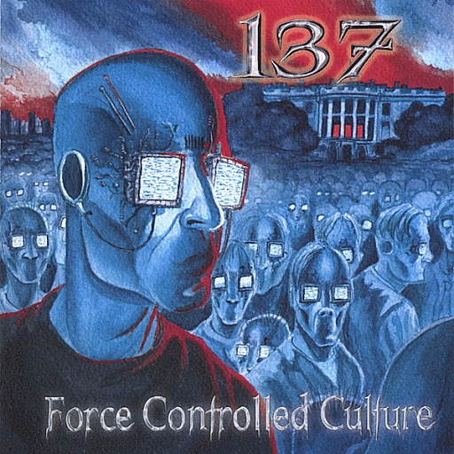 Quest Pistols альбом Force Controlled Culture