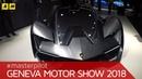 Lamborghini Terzo Millennio | sguardo al Toro del futuro | Salone di Ginevra 2018 [ENGLISH SUB]