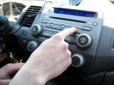 GTA Car Kits - Honda Civic and Acura CSX 2006-2011 install iPhone, Ipod and AUX adapter