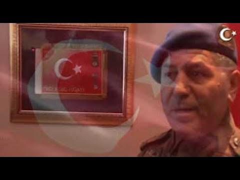 Şehit Tümgeneral Aydoğan Aydının Hankeye ağıt