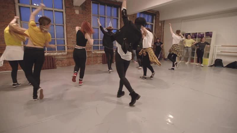 Coverdance master classes. TAEMIN - WANT (Animatsuri 2019)