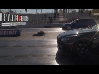 Audi S4 wagon vs BWM M6
