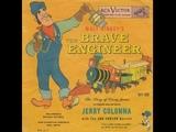 Walt Disney's Story of The Brave Engineer (Casey Jones) RCA Victor Records (Children's Audiobook)