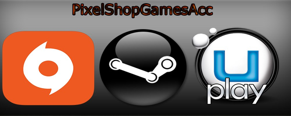 Онлайн магазин pixel-shopgames-acc