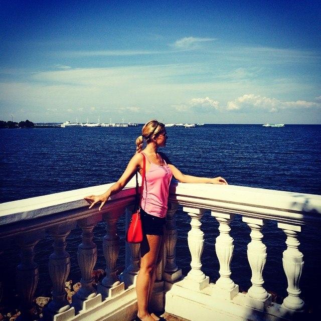 Анастасия Урюпина   Санкт-Петербург