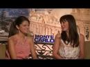 Monte Carlo Junket Interview - Selena Gomez and Leighton Meester
